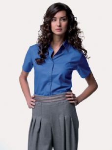 Women's Short Sleeve Easycare Oxford Shirt