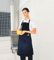Polyester/cotton Apron With Pocket