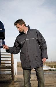 Meccato Workguard™ Jacket With 3m Piping