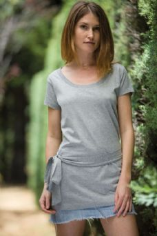 Tunic With Belt (fineweight)