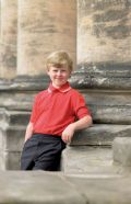 Children's pique polo with contrast tipping