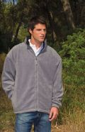Antarctec reversible fleece