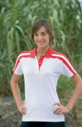 Women's racing polo
