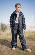 Junior waterproof 2000 pro-coach jacket