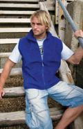 Populaire fleece bodywarmer