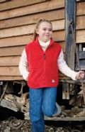 Children's populaire fleece bodywarmer