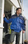 Workguard zip sleeve heavy duty pilot jacket